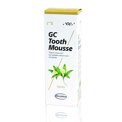GC Tooth Mousse Vanilla