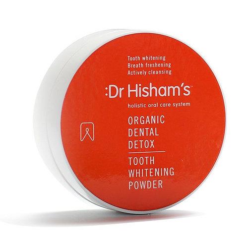 DR Hisham's (Ozospa™) Organic Tooth Whitening Powder 60g