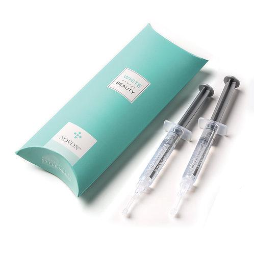 Take Home Whitening White Dental Beauty w/ NOVON Technology - 2 x 3ml  syringe