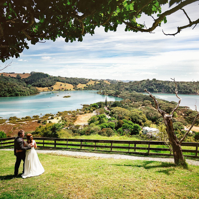 Wedding at the most beautiful and remote