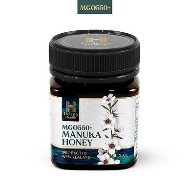 MGO550+ Manuka Honey (UMF 15+)