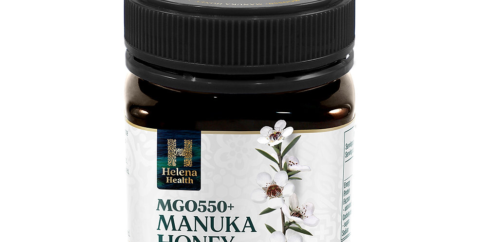 MGO550+ Manuka Honey (UMF 15+)