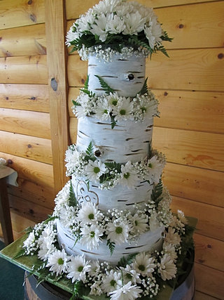 Russian Themed Wedding Cake Jpg