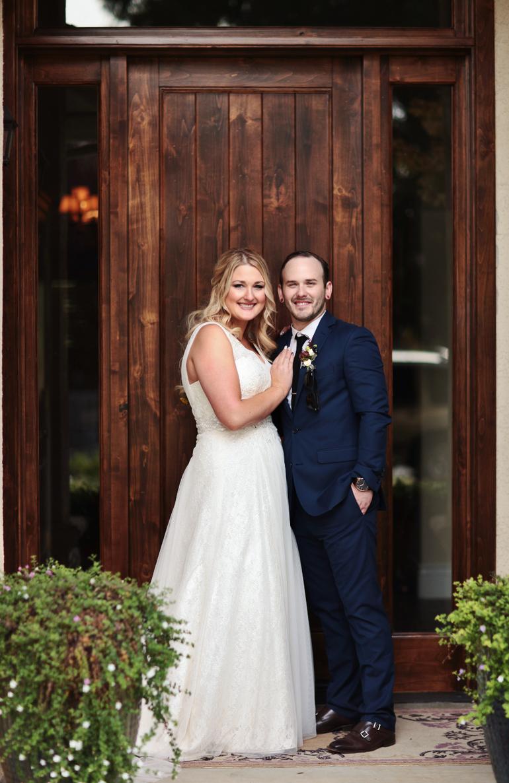 Married: Greg + Brie