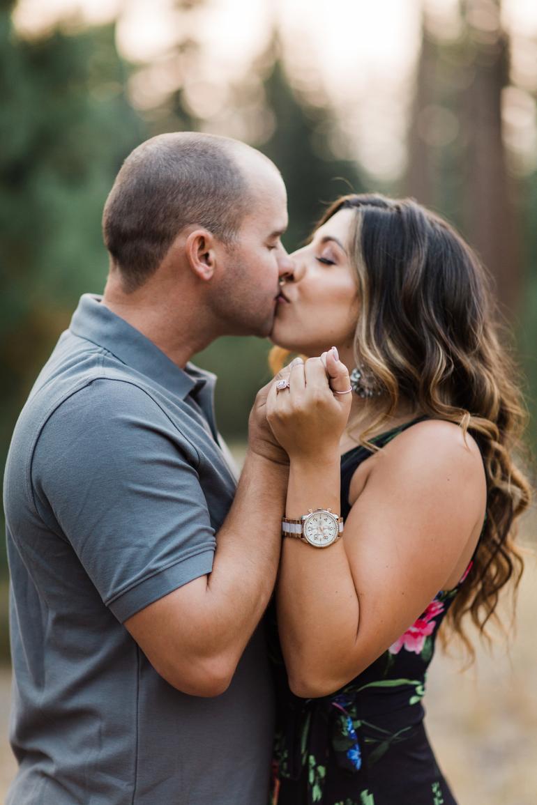 Engaged: Shawna + Thomas