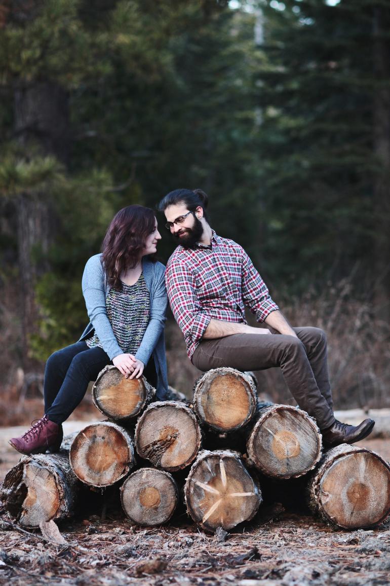 Engaged: Jessica + Ryan