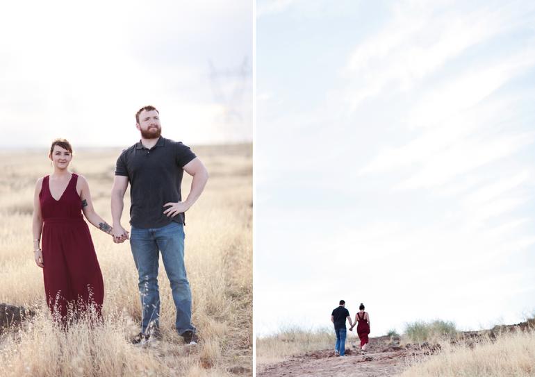 Engaged: Markie + Chris