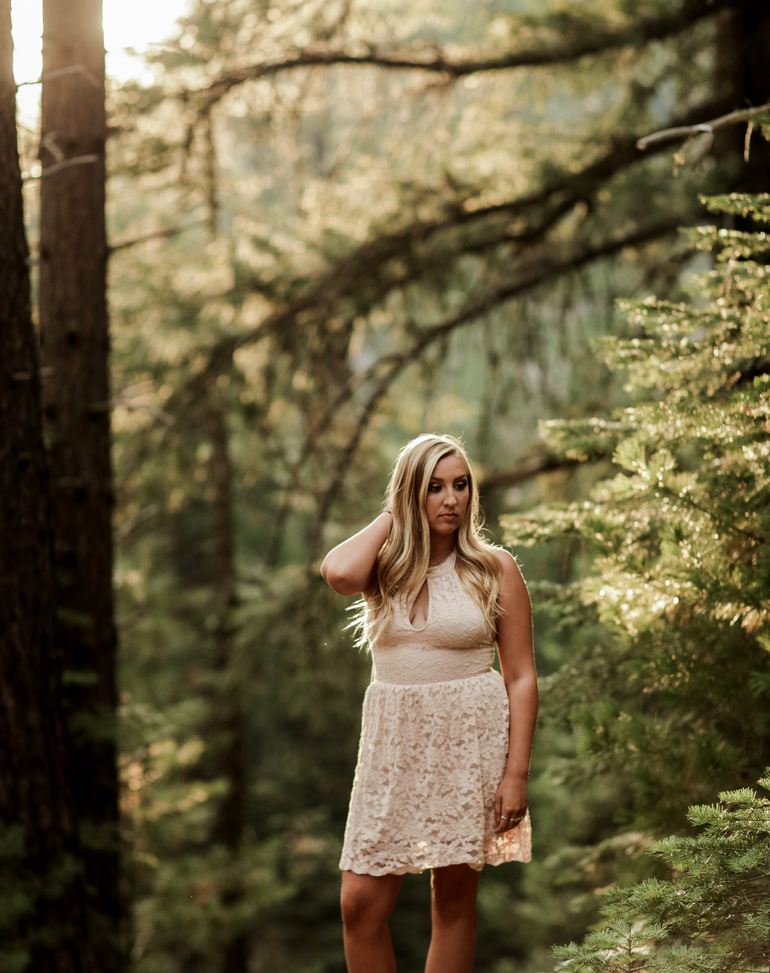 Senior Portraits: Jessica