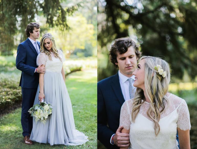 Married: Molly + Fielding