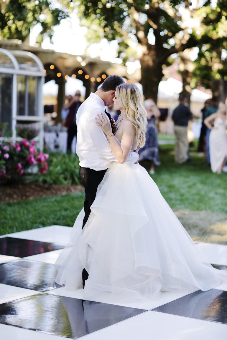Married: Ella + Liam