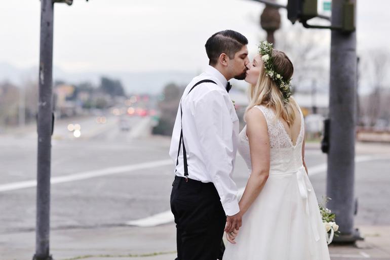 Married: Anna + Jose