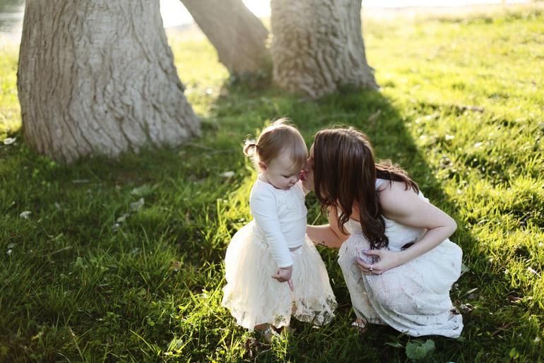 Mommy & Me: Haley & Saige