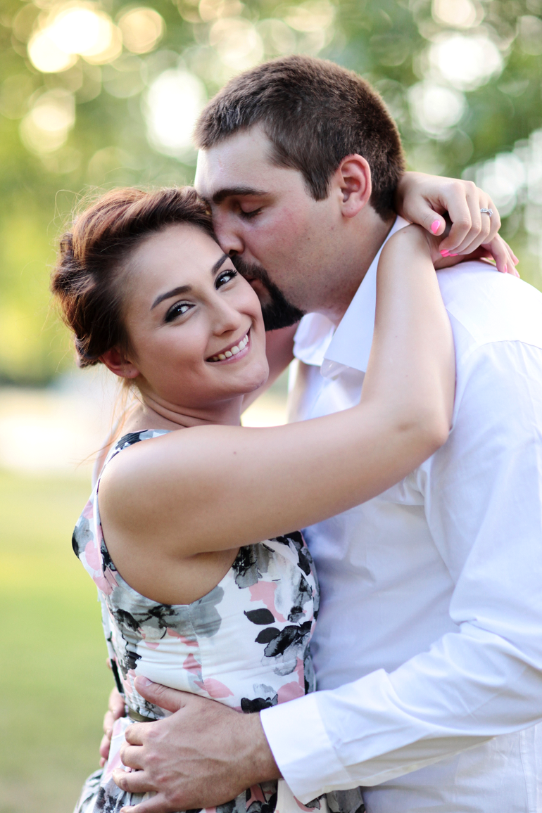 Engaged: Mary + Tommy