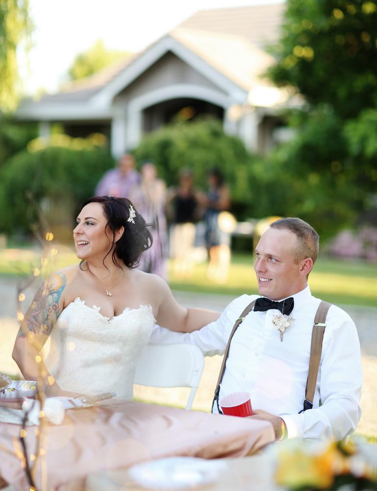 Married: Melissa + Marcus