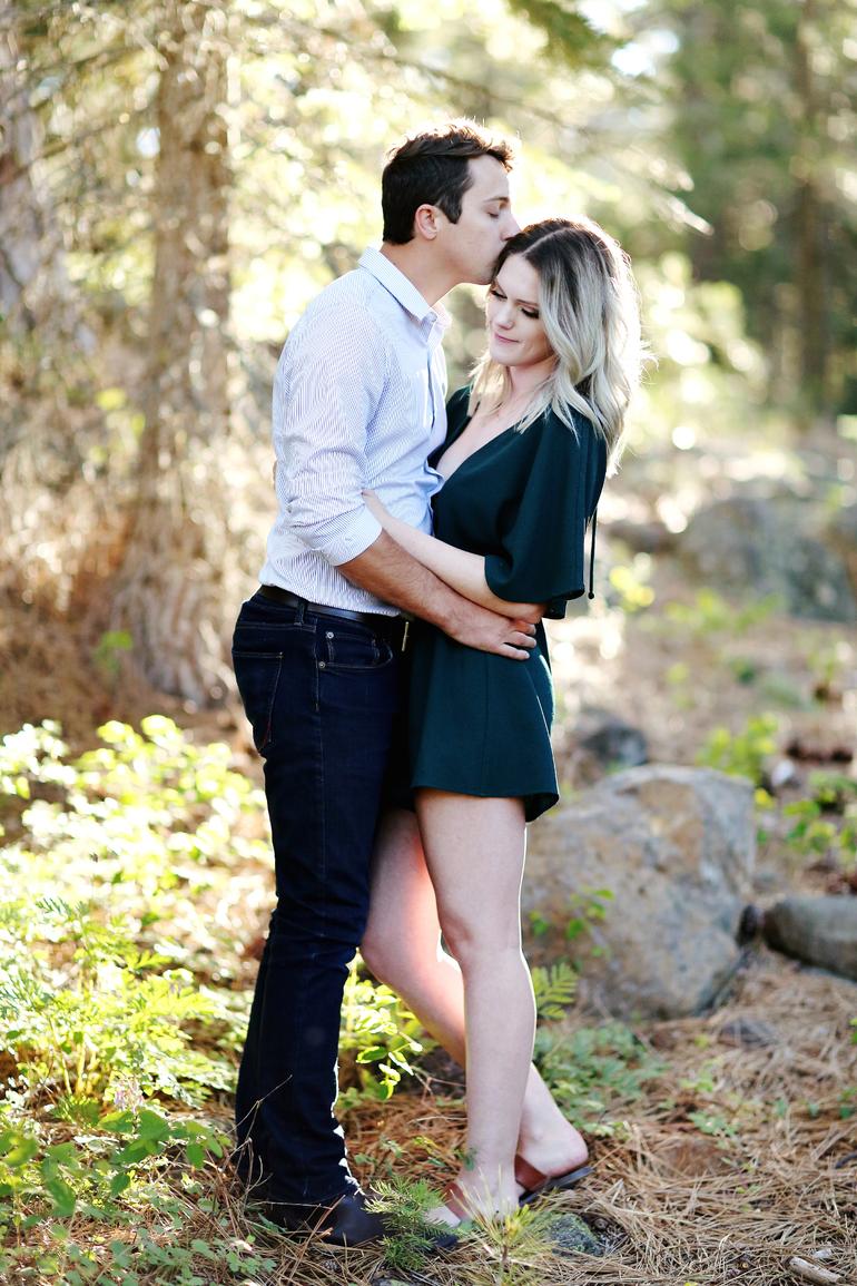 Engaged: Ella + Liam