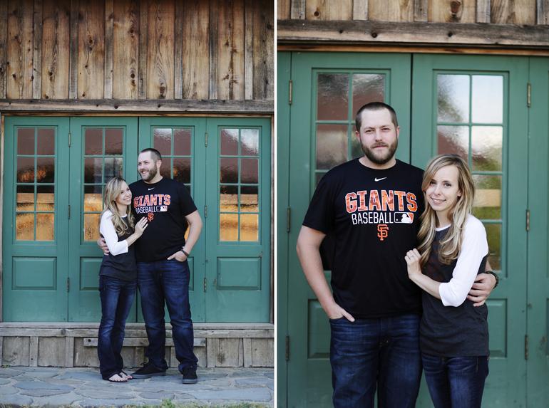 Engaged: Janelle + Kevin
