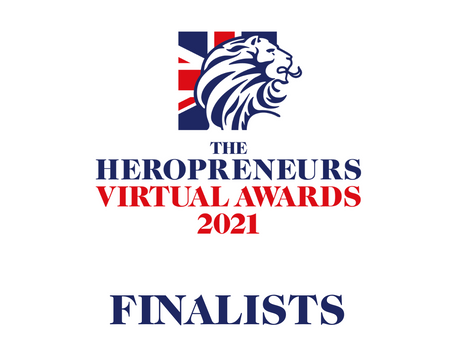 We are proud to present our Heropreneurs Awards 2021 Finalists...