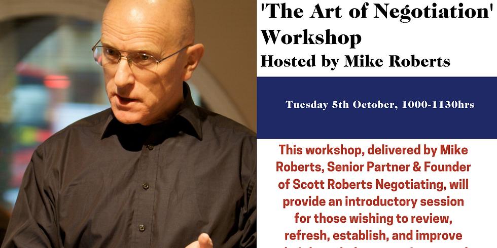'The Art of Negotiation' Workshop