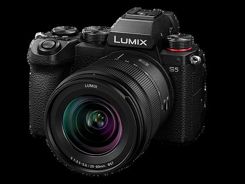 LUMIX DC-S5K (Kit)