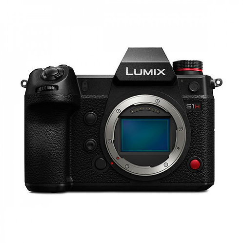 LUMIX DC-S1H (Body Only)