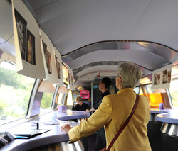 wagon-bar TGV