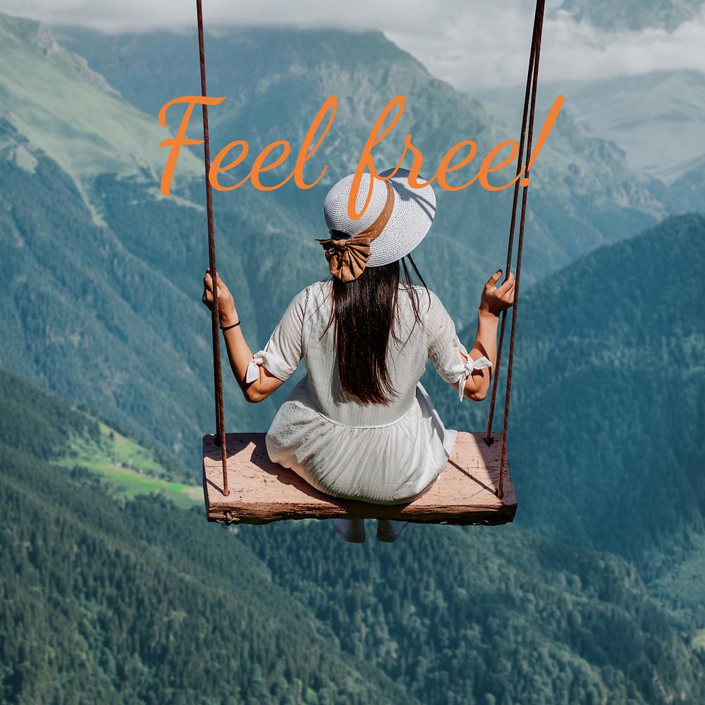 Feel free im Mai