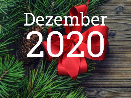 Dezember 2021 - Qualität des Monats