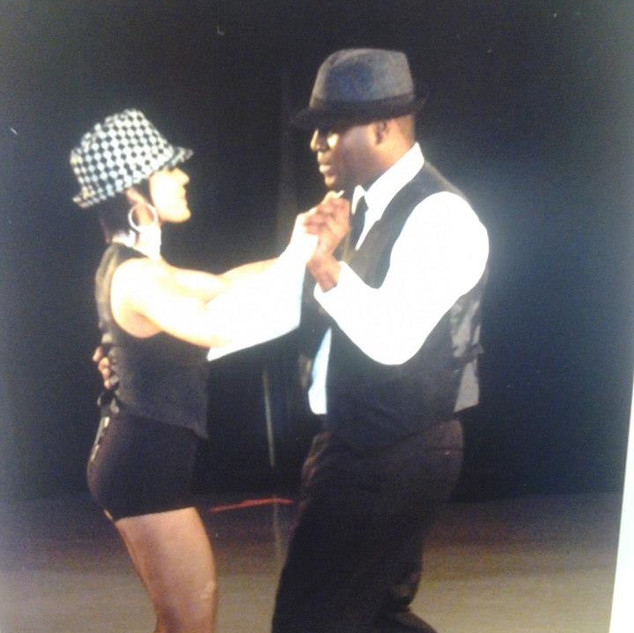 """Red Cross """"Dancing With The Stars"""" Benefit"""