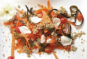 receta ensalada mar y tierra