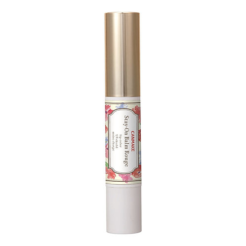 CANMAKE Stay-On Balm Rouge  T01,  Little Anemone