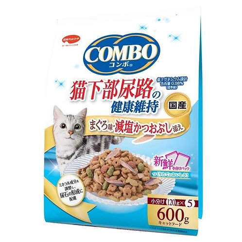 Combo Cat, Lower urinary tract health maintenance type 600g