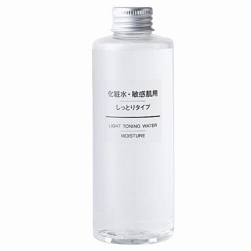 MUJI Sensitive Skin Moisturizing Toning Water/Toner, Moisturizing - 200ml