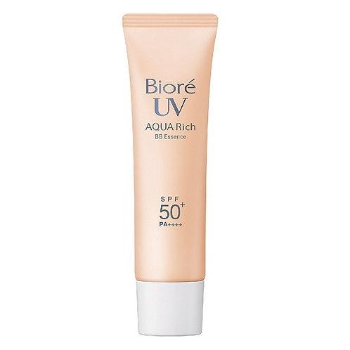 Biore Uv Aqua Rich BB Essence For Face SPF50+/PA++++
