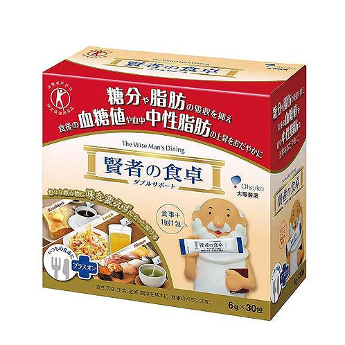 Otsuka Kenja-no-shokutaku Double Support, 6 g × 30 packs