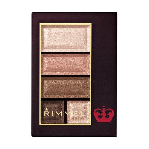 RIMMEL LONDON - Chocolate Sweet Eyes #015 Strawberry Chocolat 4.6g