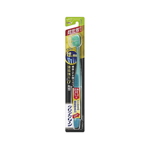 KAO Clear Clean Toothbrush(Ultra-Fine) super thickness wide - Hardness Normal
