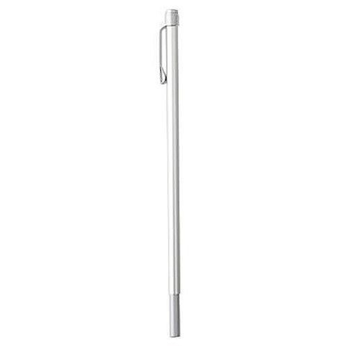 MUJI Aluminum Ultra-fine Ballpoint Pen, 0.5mm