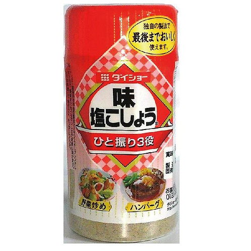 DAISHO AJI-SHIO-KOSHO, Salt & Pepper +UMAMI, 120g
