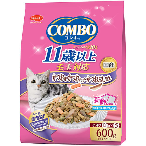 Combo Cat, Pilling Ball Correspondence Type, 11 years old or more 600g
