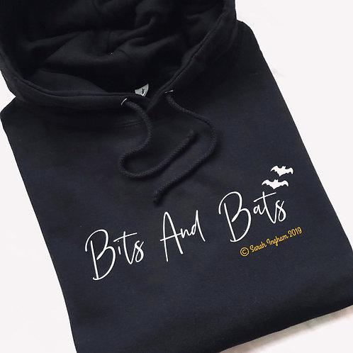 Kids Bits And Bats - Sarah Ingham Hoodie
