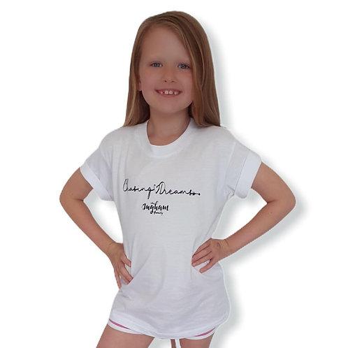 Chasing Dreams T Shirt & Joggers Set