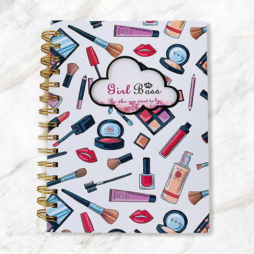 The Palette Notebook TEEN & ME X IFAM Store Collab