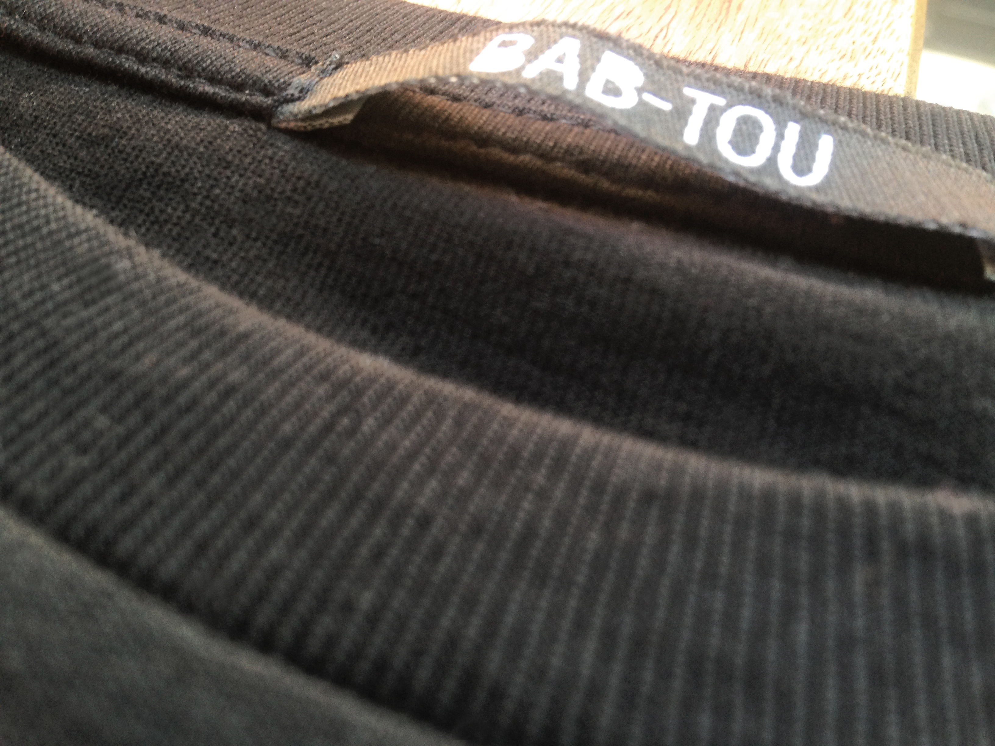BAB-TOU / T-shirt