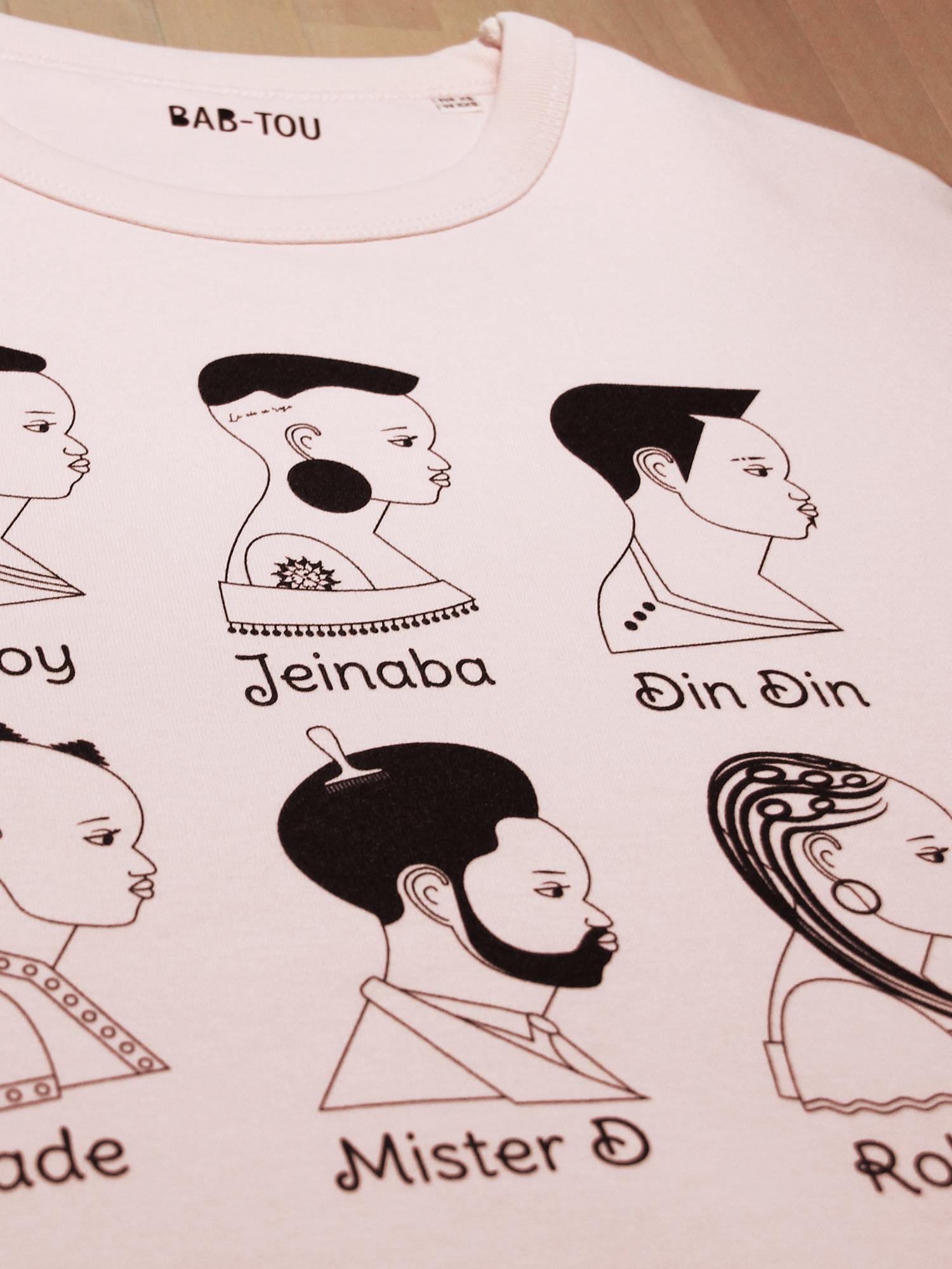 BAB-TOU / The crew