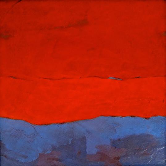 untitled (small orange) no 3