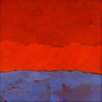 untitled (small orange) no 2