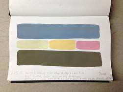 Week 3 Book of Colors