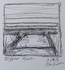 3.28.13 Bluff Point Marsh.JPG