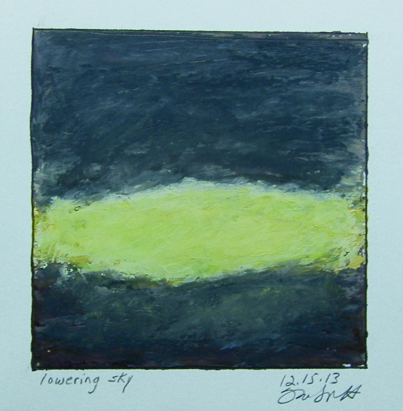 12.15.13 lowering sky