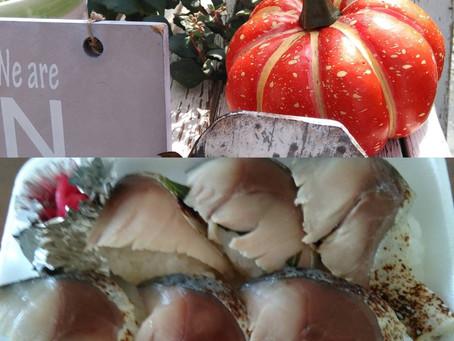 Halloween&鯖鮨
